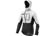 Mavic Stratos H2O Jacket Men black/white